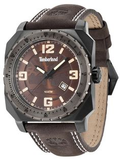 Timberland Men's Watch Timberland mm) If you like keeping up with the latest fashion and accessory trends, buy Men's Watch Timberland Gents Watches, Cool Watches, Watches For Men, Wrist Watches, Timberland Style, Timberland Mens, Timberland Watches, Hermes, Pepe Jeans