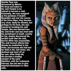Ahsoka description