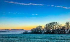 #MySundayPhoto - Winter Glow