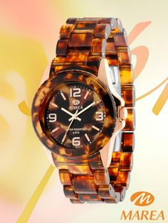 Spring is finally here! ♥ looking for more? https://www.facebook.com/mareawatches  Model B32056/4