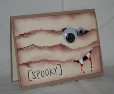Spooky by razldazl - Cards and Paper Crafts at Splitcoaststampers