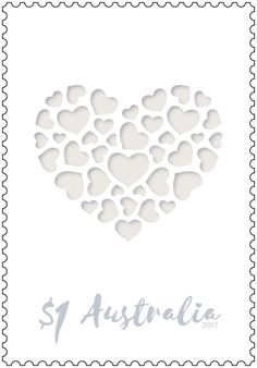 Love stamps released today, especially for those romantic epistles, announcements, and events: http://auspo.st/2kLoYFi #Philatelic