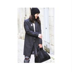#fashionbloggers #mode #ootd #winter #inspiration #grey