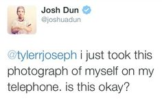 I may not know what that pic was, but yes Josh, it was good.