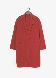 Classic Coat | Vince