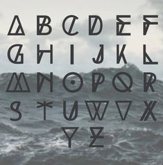 Design student Filipe Rolim developed this typeface due his need for having a more alternative font to use in his projects.
