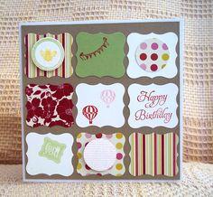 Hannahs Craft Cottage: Bank Holiday card making.