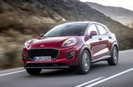 2020 Ford Puma Debuts As A Compact Crossover With Tons Of Tech Ford Puma Small Suv Puma