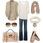 Casual Fall Winter Outfit - Polyvore