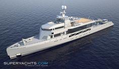 Silver Loft Luxury Motor Yacht by SilverYachts