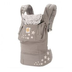 CANGURU - ORIGINAL COLLECTION - GALAXY GREY - ERGOBABY
