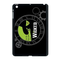 New Wicked The Musical Apple i Pad Mini Hard Shell Case Cover Limited Design