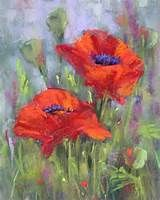 Poppies Painted In Pastel - Yahoo Image Search Results