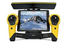 Parrot Skycontroller for Bebop Drone (Yellow) by Parrot - http://www.midronepro.com/producto/parrot-skycontroller-for-bebop-drone-yellow-by-parrot/