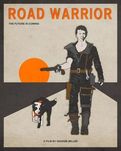 Mad Max 2: The Road Warrior Art Print