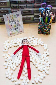 Elf on the Shelf Cla