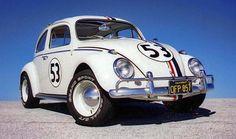 Movie legend: Herbie VW Volkswagen Beetle