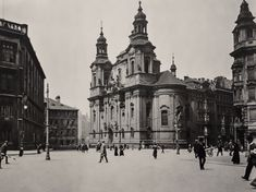 Staromestske Namesti Central Europe, Notre Dame, Photographs, Building, Travel, Historia, Viajes, Photos, Buildings
