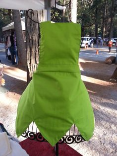 TinkerBell Inspired Apron by flightofwhimsy on Etsy, $30.00