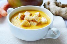 Diese Karotten-Orangen-Suppe ist sehr gesund, ein wertvolles Rezept für Schwangere und stillende Mütter.