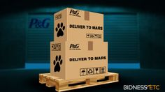 Mars Petcare is set to take over P&G's pet foods business for $2.9 billion