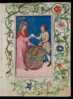 Rektoratsmatrikel der Universität Basel, Band 1 AN II 3 Basel/Schweiz nach 1460 Folio 81r