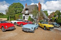 Reportage: 50 Jahre MGB (report: 50 years of MGB)