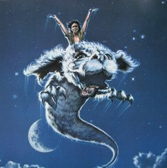 16. Falkor from The NeverEnding Story. | 16 Dream Pets That Ruled The '80s