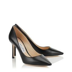 # Jimmy Choo Women's Romy 85 EU 37 Black Kid. Lightly used. Jimmy Choo Romy, Jimmy Choo Shoes, Work Pumps, Manolo Blahnik Heels, Designer Heels, Fashion Heels, Black Kids, Me Too Shoes, Stiletto Heels