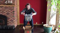 Cubic Mini Cub Wood Stove Unpacking Video