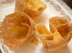 Snadder uten gluten: Verdens beste krumkaker!