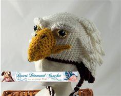 Eagle Earflap Hat ($)