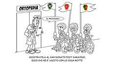 Giostra: fila al San Donato post Saracino