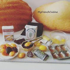 217 отметок «Нравится», 1 комментариев — Luce Fediere (@lucefediere) в Instagram: «Pour le goûter quelques petites madeleines maison, trempées dans du chocolat chaud elles sont…»