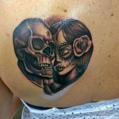till death do us part tattoo - Google Search