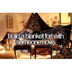 Kinda already did the Nigerian version of this. A  wrapper fort.