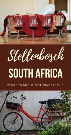 A wine tour in Stellenbosch is a must when in South Africa. This post highlights the best places to do wine tasting in Stellenbosch. Travel Advice, Travel Tips, Travel Ideas, Budget Travel, Africa Destinations, Travel Destinations, Holiday Destinations, Africa Travel, Wine Tasting