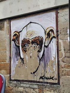 Le singe de kouko . Paris