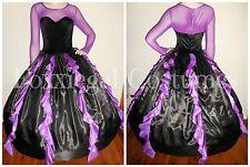 Sea Witch Fancy Dress Costume Ladies Ariel Ursula Disney Theme Size 16-18