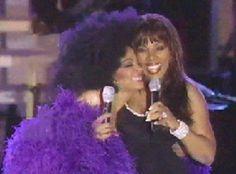 Donna Summer & Diana Ross
