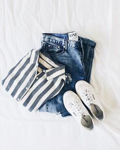 400466ee Fashion Mode, Fashion Outfits, Womens Fashion, Coco Chanel, Flatlay  Styling, Spring