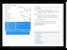 How to import Youtube into Wordpress - BlogSense Automation Tools\u2122 #blogging #wordpress #youtube