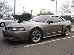 2001 Ford Mustang GT Looks just like my pretty girl
