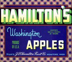 Hamilton's Apples