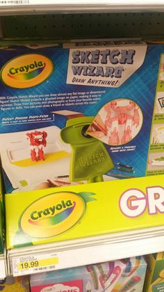 Melissa's Coupon Bargains: Target~ Crayola Activity Kits as low as $13.99ea.