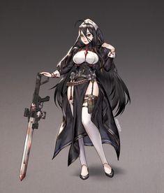 Cute Characters, Fantasy Characters, Female Characters, Anime Characters, Dark Fantasy Art, Anime Fantasy, Fantasy Girl, Female Character Concept, Character Art