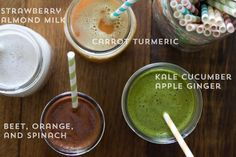 Juice Cleanse - Detox Juicing Recipes