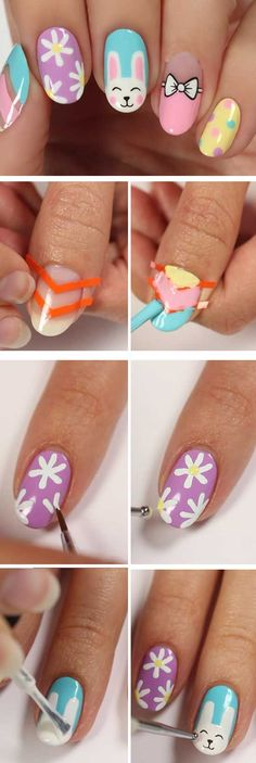 Check out the coolest nail designs for Spring 2018. All of the tutorials are really easy to follow so is suitable diy nail art for beginners, including: distressed French tips, rainbow unicorns, peaches n cream, yellow gradient, reverse French manicure and soft leopard print. Also check out for the stained glass effect which is really …