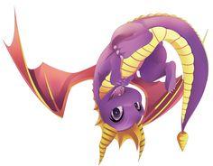#4k spyro the dragon hd wallpaper (3918x3065)