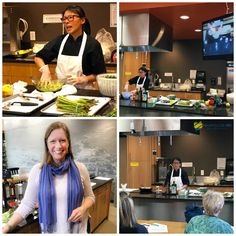 """Our cooking class on Monday was a hit! We had such a good time teaching others """"How to Make Their Vegetables Sing"""" and the food that Dee from Eat Well Chef prepared was GREAT! Watch for our NEXT event which will be on April 24th in the evening, SAVE THE DATE!  #healthfullifemd #eatwellchef #colorado #coloradocooking #local #rockymountainchefs #coloradocooking"""